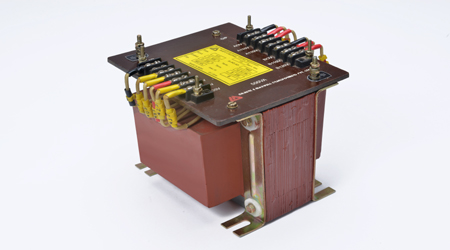 Control Transformer-With Epoxy Resin Cast Coil
