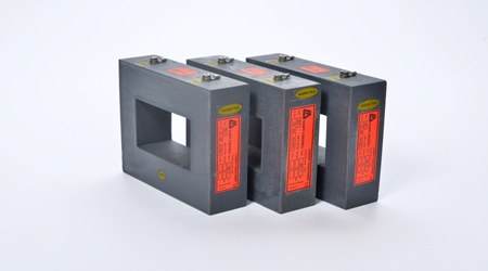 Current Transformers-Epoxy Resin Cast (Rectangular Horizontal Window)