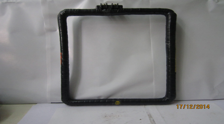 Current Transformers-PVC Tape Insulated (Rectangular Window)